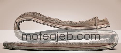 ajib tarin kafsh haye jahan 2 - عجیب ترین کفش های جهان