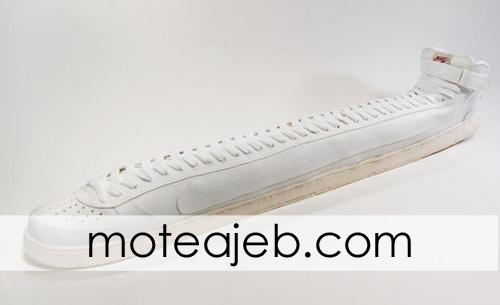 ajib tarin kafsh haye jahan 3 - عجیب ترین کفش های جهان