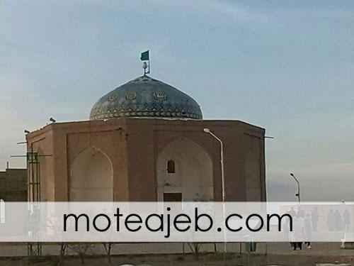 3 historical site ancient city of Gonabad 3 - 3 مکان تاریخی شهر باستانی گناباد