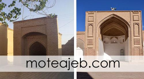 3 historical site ancient city of Gonabad - 3 مکان تاریخی شهر باستانی گناباد