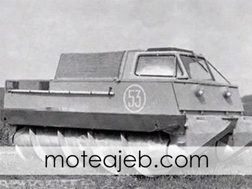 7 - اختراعات عجیب نظامی شوروی