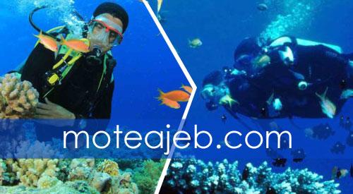 Best places in the world for diving - بهترین مکان های دنیا برای غواصی