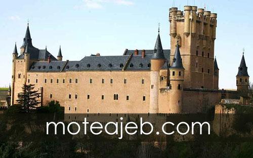 Strong castles Spanish history 2 - قلعه های مستحکم تاریخی اسپانیا