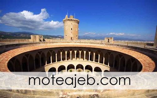 Strong castles Spanish history 3 - قلعه های مستحکم تاریخی اسپانیا