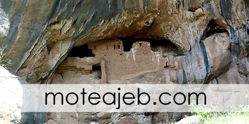 قلعه تاریخی اسکول سر در قزوین