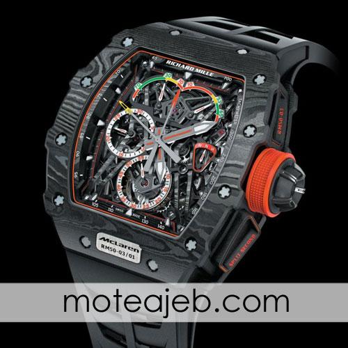 سبک ترین ساعت مکانیکی جهان+عکس