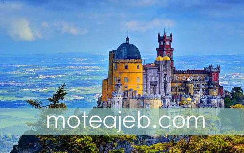Historic castles Lisbon Portugal 3 - قلعه های تاریخی لیسبون پرتغال