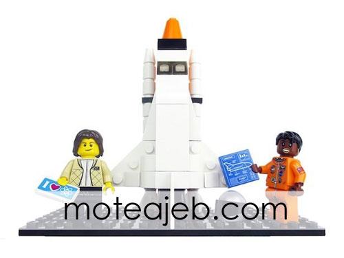ساخت عروسک های ناسا