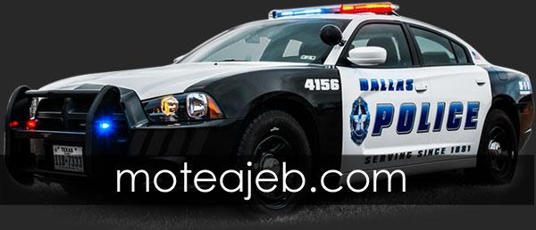 تجهیزات عجیب پلیس آمریکا