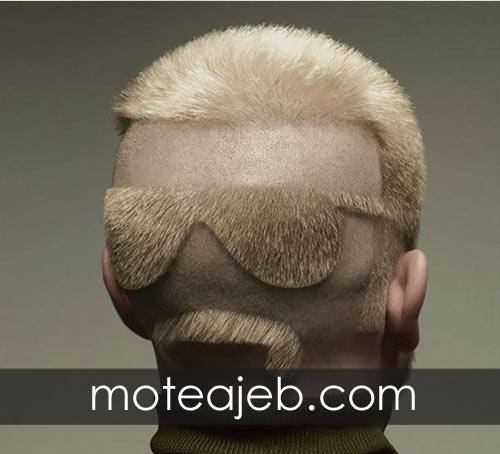 مدل مو های عجیب و تعجب آور