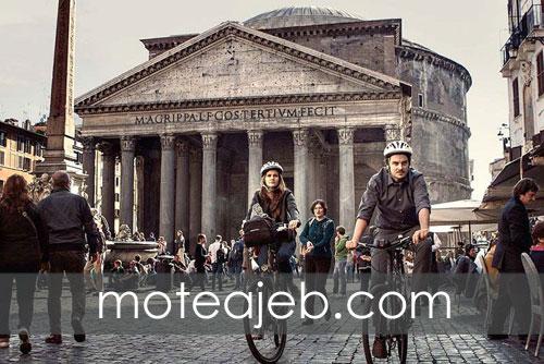 Walking in Rome with short time 2 - گردشی در رم با زمانی کوتاه