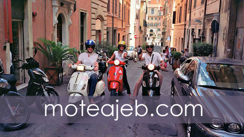 Walking in Rome with short time 3 - گردشی در رم با زمانی کوتاه