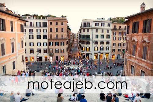 Walking in Rome with short time 5 - گردشی در رم با زمانی کوتاه