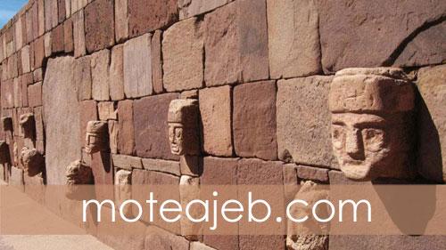 5 samples of strange historical monuments 1 - 5 نمونه از بناهای عجیب تاریخی