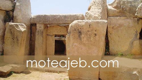 5 samples of strange historical monuments 2 - 5 نمونه از بناهای عجیب تاریخی