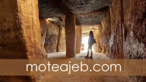 5 samples of strange historical monuments - 5 نمونه از بناهای عجیب تاریخی
