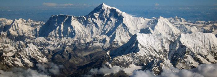 کوه اورست در قالبی متفاوت