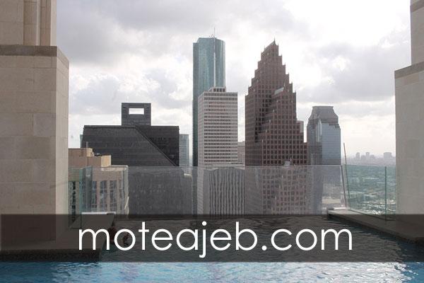 Experience swimming in a 42 story skyscraper 3 - تجربه شنا در یک آسمان خراش 42 طبقه