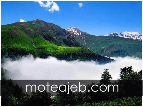 The wonderful beauty of Mazichal in Mazandaran 1 - طبیعت فوق العاده زیبای مازیچال در مازندران