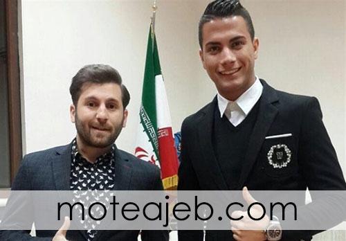 Reza Parastash Iranian Lionel Messi who is famous for the Argentine press 1 1 - مسی ایرانی که در مطبوعات آرژانتین مشهور شد