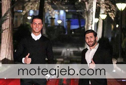 Reza Parastash Iranian Lionel Messi who is famous for the Argentine press 2 - مسی ایرانی که در مطبوعات آرژانتین مشهور شد