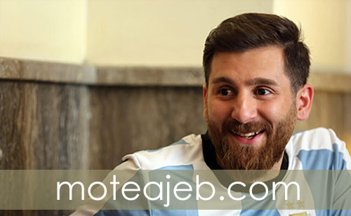 Reza Parastash Iranian Lionel Messi who is famous for the Argentine press - مسی ایرانی که در مطبوعات آرژانتین مشهور شد