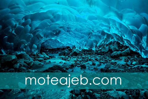 The worlds largest ice cav 1 - بزرگ ترین غار یخی جهان در اتریش