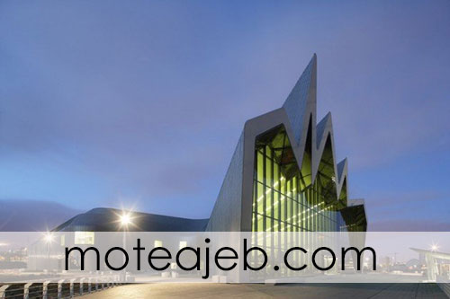 Zaha Hadids Top Architectural Masterpieces 1 - برترین طرح های معماری زاها حدید