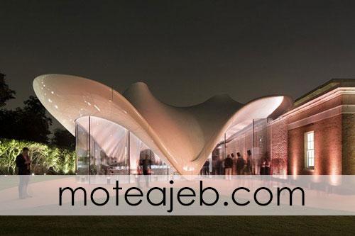 Zaha Hadids Top Architectural Masterpieces 3 - برترین طرح های معماری زاها حدید