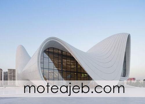 Zaha Hadids Top Architectural Masterpieces 5 - برترین طرح های معماری زاها حدید