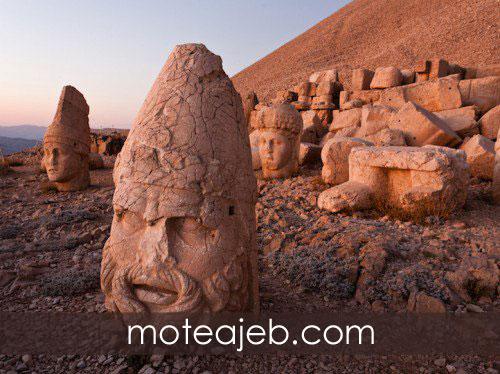 5 of the most beautiful Turkish monuments 1 - 5 تا از زیباترین بنا های تاریخی ترکیه!
