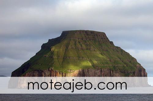 جزیره لیتلا دیمون (Litla Dimun)