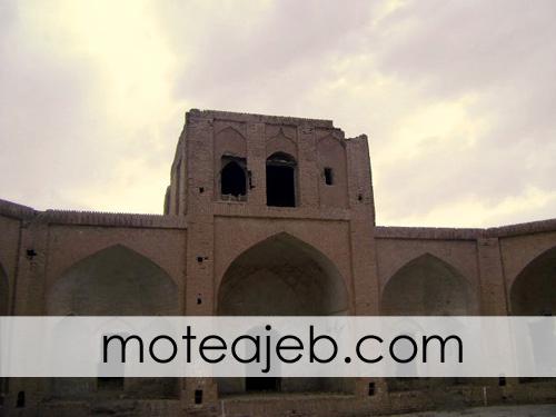 کاروانسرای کبوتر خان در کرمان