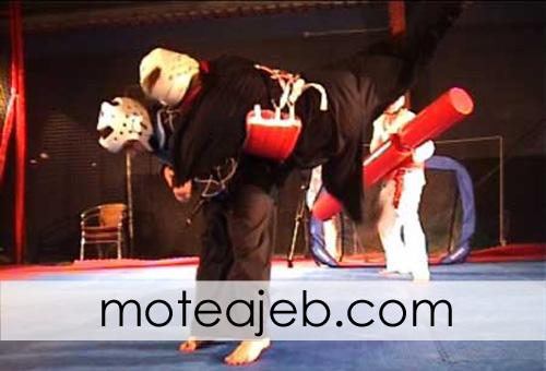 عجیب ترین ورزش جهان (Footbrawl)