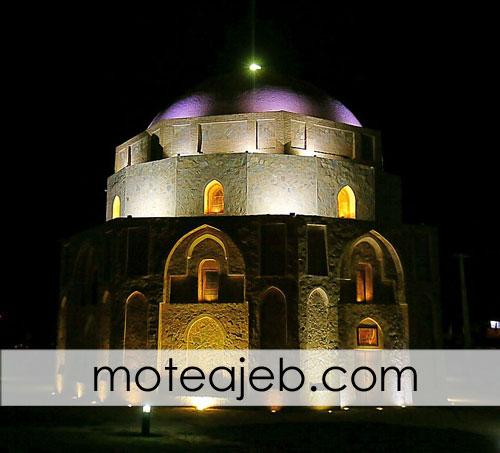 گنبد تاریخی جبلیه در کرمان
