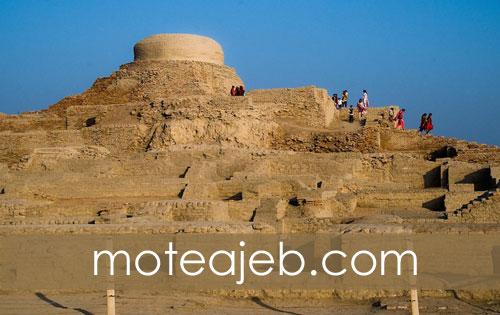 2 city famous lost historic Mohenjo daro - 2 شهر معروف گم شده تاریخی