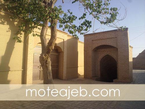 3 مکان تاریخی شهر باستانی گناباد