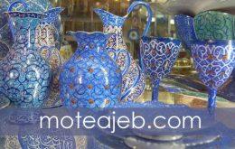 آثار هنری و صنایع دستی اصفهان