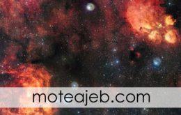 عکس 2 میلیارد پیکسلی از صورت فلکی