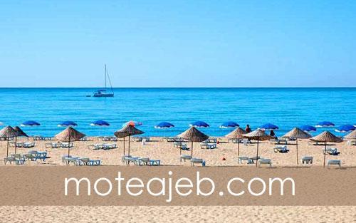 6 ساحل زیبا و رویایی آنتالیا در ترکیه
