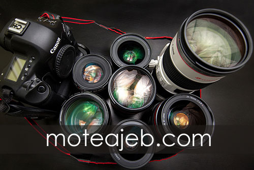 دوربین عکاسی از نی پلاستیکی