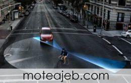 حفظ دوچرخه سواران از خطر با عینک