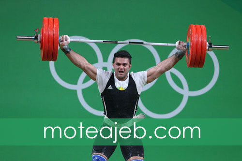 Strange expect the national weightlifting team - انتظار عجیب از تیم ملی وزنه برداری