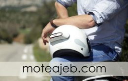 کلاه ایمنی برای جلوگیری از تصادف
