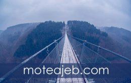 طولانی ترین پل معلق جهان در کجاست؟