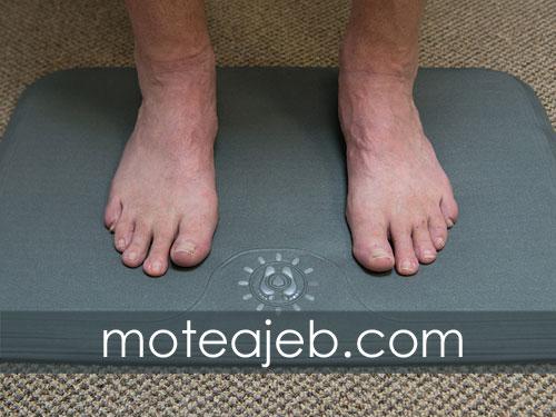 جلوگیری از زخم پای دیابتی ها