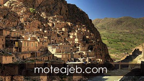 Palongan village in Kamyaran city in Kurdistan 3 - روستای پالنگان در شهرستان کامیاران در کردستان
