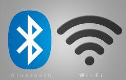 فرستنده وای فای و بلوتوث در کاشی های هوشمند