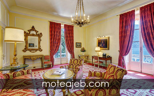 چند قصر جهان که به هتل تبدیل شدند!