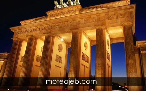 جاذبه های گردشگری معروف برلین آلمان